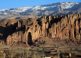 Vallée de Bamîyân : la cité antique aux 1000 moines
