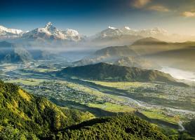 Vallée de Pokhara: la majestueuse vallée magique