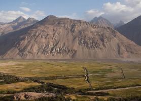 Vallée de Wakhan: un petit miracle dans le désert