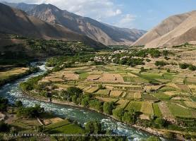 Vallée du Pandjchir : au cœur du massif de l'Hindu Kush