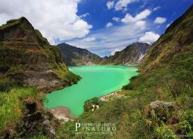 Volcan Pinatubo: le séduisant sanctuaire suspendu
