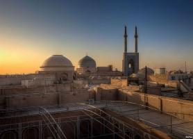 Yazd : une ville historique au cœur du plateau central iranien