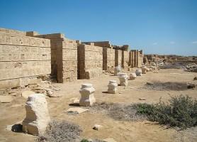 Abou Mena: le sanctuaire préhistorique de Saint Menas