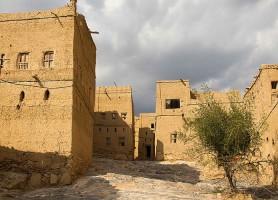 Al-Hamra: une magnifique contrée montagneuse