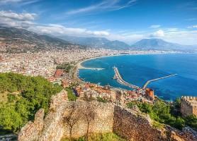 Alanya: une incontournable ville de la Turquie