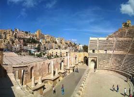 Amman: découvrez la belle capitale de la Jordanie