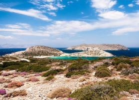 Amorgos: la magnifique île du grand bleu