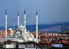 Ankara: disons tout simplement la belle!