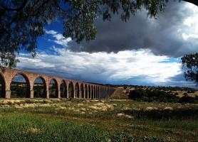 Aqueduc de Padre Tembleque: une adduction d'eau remarquable
