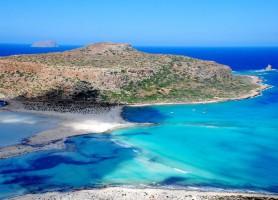Plage de Balos: contemplez ce littoral de rêve