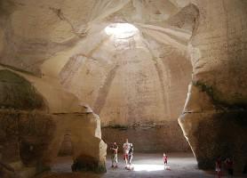 Bet Guvrin-Maresha: une merveille du pays des grottes