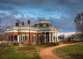 Charlottesville: la plus importante ville de la Virginie