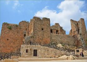 Château d'Ajloun: découvrez un spécimen rare