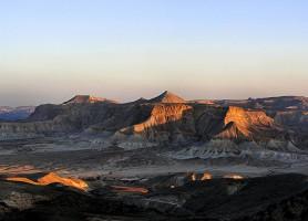 Désert du Néguev: explorez ce désert attrayant