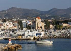 Egine : la plus pittoresque des îles Saroniques