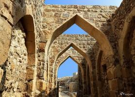 Fort de Bahreïn: un site archéologique de l'âge de bronze