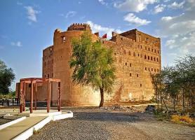 Fort de Jabrin: un château vieux de plus de 300 ans!