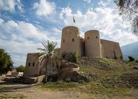 Fort de Rustaq: l'impressionnante forteresse d'Oman