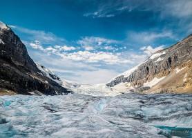 Glacier Athabasca: un moment magique sur la glace