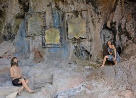 Grottes de Nahal Me'arot : un exceptionnel site archéologique