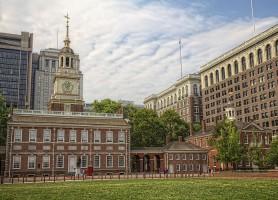 Independence Hall: sur les lieux de naissance des USA!
