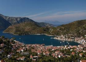 Ithaque: la sublime île grecque et demeure d'Ulysse