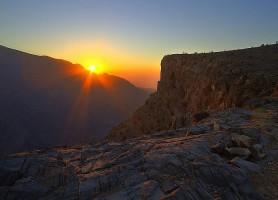 Jebel Shams: découvrez le sommet d'Oman