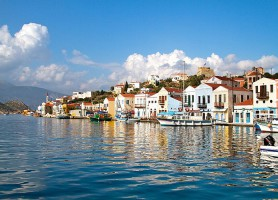 Kastelorizo: découvrez cette île au décor envoûtant