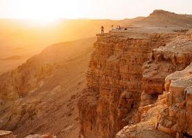 Maktesh Ramon: la plus spectaculaire vue d'Israël
