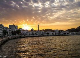 Mascate: la merveilleuse capitale du Sultanat d'Oman