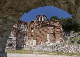 Monastère d'Osios Loukas: l'un des plus beaux monastères byzantins