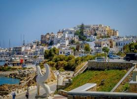 Naxos: la plus grande et la plus haute île des Cyclades