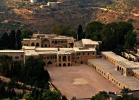 Palais de Beiteddine: un site incontournable