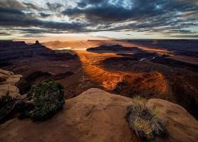 Parc national de Canyonlands: l'éden des randonneurs