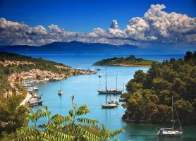 Paxos: l'île ensoleillée en pleine méditerranée