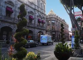 Puebla: une ville au cœur de l'architecture