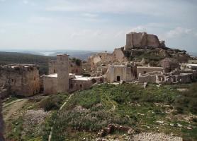 Qal'at Salah El-Din: le prestigieux fort suspendu
