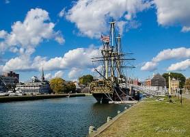 Salem: une petite ville portuaire mythique