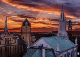 Savannah: une des plus jolies villes des États-Unis