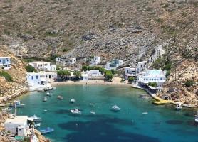 Sikinos: un joyau parmi les îles de la Grèce