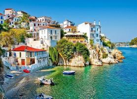 Skiathos: découvrez cette flamboyante île