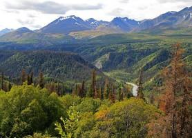 Tatshenshini-Alsek: un des magnifiques parcs du Canada