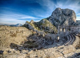 Termessos: une captivante vallée antique