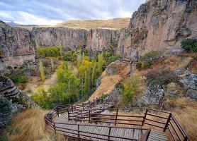 Vallée d'Ihlara: découvrez ce pittoresque site