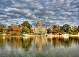 Washington DC: la vitrine dorée américaine
