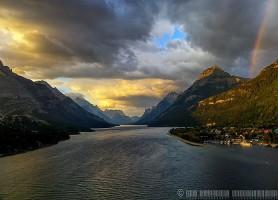 Waterton-Glacier : découvrez le parc de paix