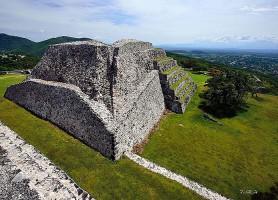 Xochicalco: une ville historique du Mexique