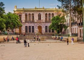 Zacatecas: un bijou de l'architecture coloniale