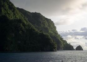 Île Cocos: un patrimoine naturel et un sanctuaire sous-marin