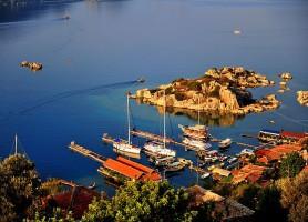 Île de Kekova: une île pas comme les autres